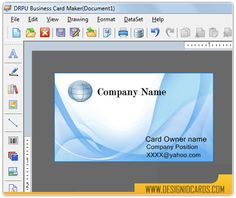 Business card design software the best contact management software business card design software the best contact management software for windows pinterest business card design software and software colourmoves