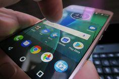 Motorola Moto G5S Plus: OS, UI, aplicaţii curate şi stock