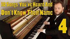 10 Musiques que tu as déjà entendu mais dont tu ne connais pas le Nom English Caption, Jennifer Lee, Devotional Songs, Christian Devotions, Movie Themes, Music Theory, Youtube, No Name, Music Lessons