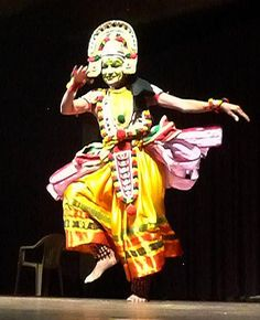ottan thullal-dance form from kerala