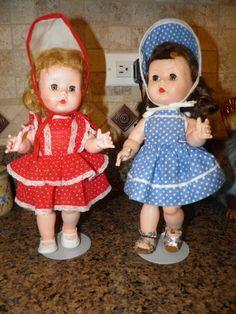 2  Arranbee Vintage R Littlest Angel Dolls