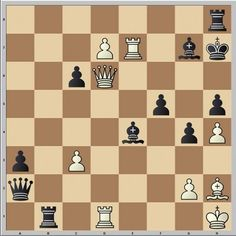 Chess & Strategy daily puzzle. Quickie tactic. White to move. How should white proceed? More exercises on www.echecs-et-strategie.fr