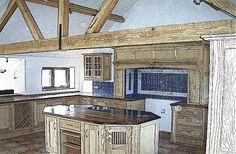 kitchen in ash