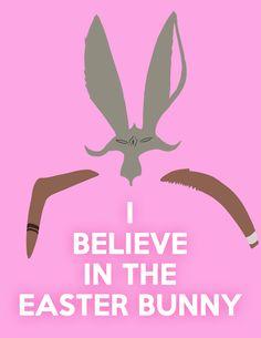 I believe in The Easter Bunny by Zelir.deviantart.com on @deviantART