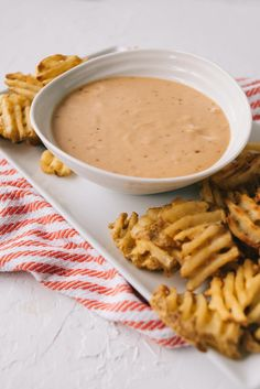 Copycat Chick-fil-A Sauce Recipe | This sauce is perfect on everything from French fries to burgers!