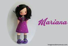 Imágenes de muñecas con nombres