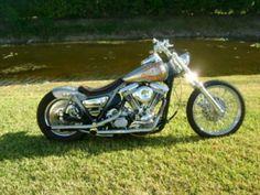 FXR Harley Davidson Custom Marlboro Man Bike
