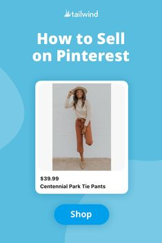 If you want to multiply traffic and sell more with your online store, get started with this practical, easy-to-follow guide on how to sell on Pinterest! Social Media Marketing Manager, Digital Marketing Strategy, Social Media Tips, Marketing Strategies, Pinterest Advertising, Pinterest Marketing, Selling On Pinterest, Pinterest For Business, Things To Sell