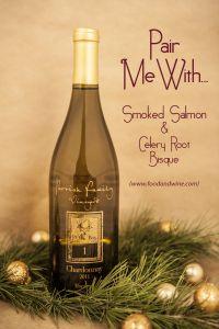 Chardonnay - Pairing #parrishfamilyvineyard