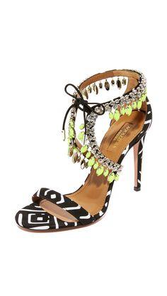 Milla Embellished Sandals