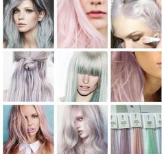 loving wella instamatic smokey amethyst and mostly mauve done with a light touch