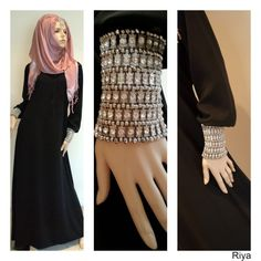 Abaya.. Pretty and not overdone