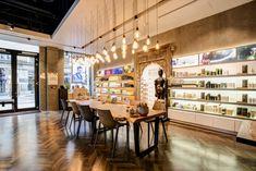 Fresh Lifestyle – Aveda Lifestyle Salon by Reis Design, London – UK » Retail Design Blog