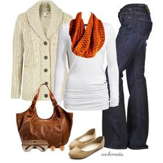 """Relaxed Autumn Afternoon"" by archimedes16 on Polyvore"