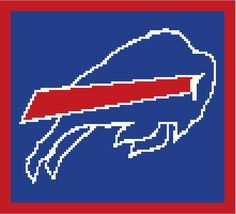 Looking for your next project? You're going to love Buffalo Bills Graph by designer Celina86.