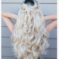Rhinestone Hair Pins 🌻