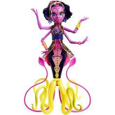 Monster High Kala Merri Doll - Walmart.com