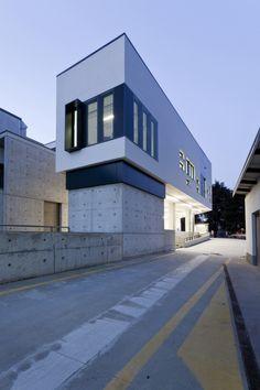 #architecture : SEB 12 / Brembilla+Forcella Architetti