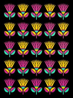 A single floral stencil with much to give, our African Protea Flower Wall Art Stencil is many stencils in one. Paint it on walls as an allover motif in varying colors, or on furniture and craft projec