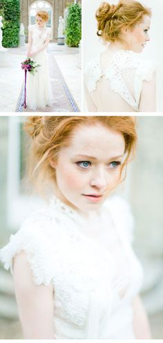 Irish Wedding Inspiration by Ciara O'Halloran von Style Serendipity, photo: Brumley and Wells