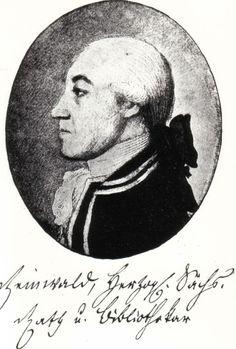 Wilhelm Friedrich Hermann Reinwald, (1737-1815) was een vriend van Schiller en trouwde met diens zuster  Elisabetha Christophine Friederike. Reinwald heeft zelf een aantal gedichten uitgegeven. Hij voorzag Schiller van boeken toen deze ondergedoken zat in het eenzame Bauerbach