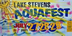 52nd Aqua Fest only 1 week away!