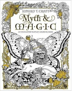 Myth & Magic: An Enchanted Fantasy Coloring Book by Kinuk... https://www.amazon.com/dp/1631362437/ref=cm_sw_r_pi_dp_x_7PsAzb4Z14QC4