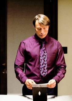 """""""Purple people eater. Or another purple shirt of sex?"""" <<-- Previous pinner wins. XD"""