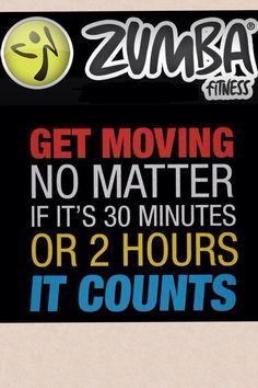 Move It! #zumba