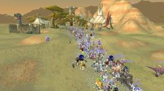 World of Warcraft: Thousands Gather for Closing of Vanilla Server - http://wp.me/pEjC4-1fqd