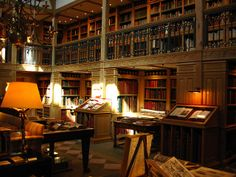 The Wormsley Library by reidsrow, via Flickr