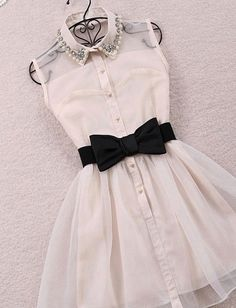 I like the black and white, but this would be super cute with more colors and less bling on the collar!