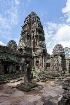 Banteay Kdei, Angkor Source:By Diego Delso, CC BY-SA 3.0,