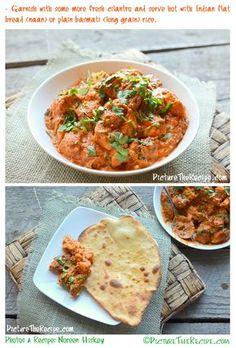 Chicken Tikka Masala from my fav new recipe site: PictureTheRecipe.com