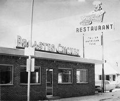 Sylvia Anthony Restaurant, Tucumcari, New Mexico, USA.  Another restaurant I worked in during the summer, but was a different name.