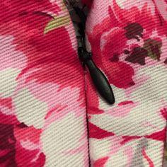 Tutoriel simple pour poser une fermeture éclair/un zip invisible sur une robe…