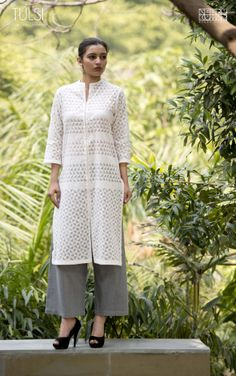 #Springsummer #Cotton #Cape http://www.tulsionline.in/CLOTHING?product_id=898