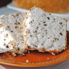chip angel food made from an angel food cake angel food cake loaf w ...