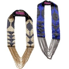 Beaded Tribal Necklaces