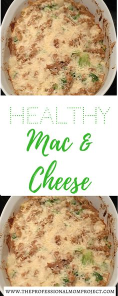 This healthy macaroni and cheese is perfect for a weeknight meal! Enjoy the extra veggies and fiber from the whole wheat pasta, broccoli and cauliflower. http://eatdojo.com/healthy-vegan-recipes-dinner-fast-cooking/