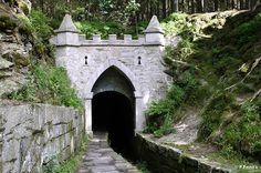 Underground Castle Portal, Sumava, Czech Republic photo by peter Prague, Throughout The World, Around The Worlds, Places To Travel, Places To See, Fendi, Central Europe, What A Wonderful World, Czech Republic