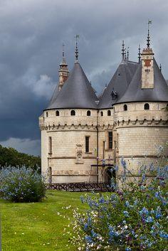 Château de Chaumont, Loire Valley, FranceI am thinking: Diane dePoitiers, Diane the huntress!