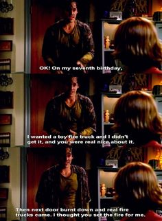 Xander and Willow. BtVS