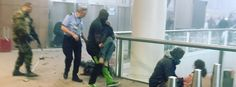 Fotostrecke: Tote und Verletzte in Brüssel