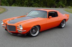 1972 Chevy Camaro SS