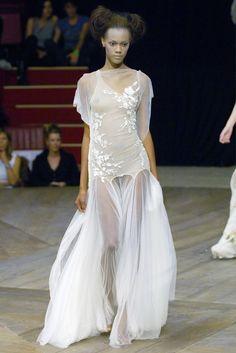 Alexander McQueen S/S 2007, Paris