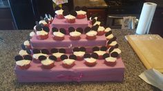 Mickey mouse idea cupcake
