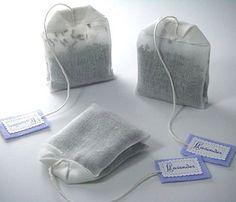 Bolsitas de té de lavanda                                                                                                                                                      Más