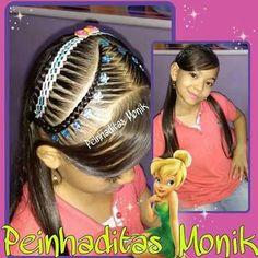 Resultado de imagen para peinados monik Manicure, Dreadlocks, Beauty, Hairstyle Ideas, Hairstyles, Diana, Princess, Google, Up Dos