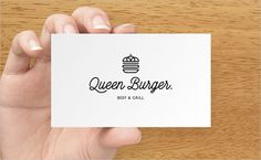 Queen-Burger-logo-design-branding-identity-LANGE-LANGE-5